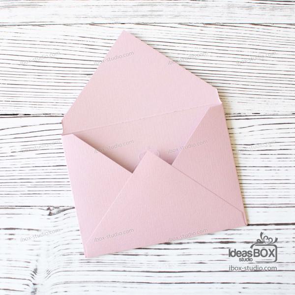Конверти з дизайнерського паперу