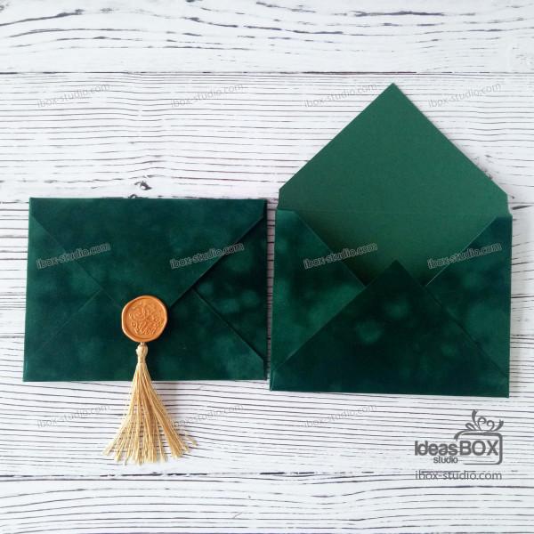 Оксамитові конверти