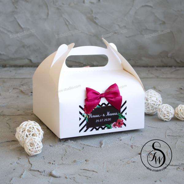 Коробочки для солодкого